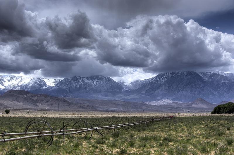 Mule Days Thunderstorm