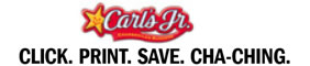 Carls Jr. Coupons
