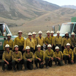 Congratulations to the Inyo Interagency Hotshot Crew