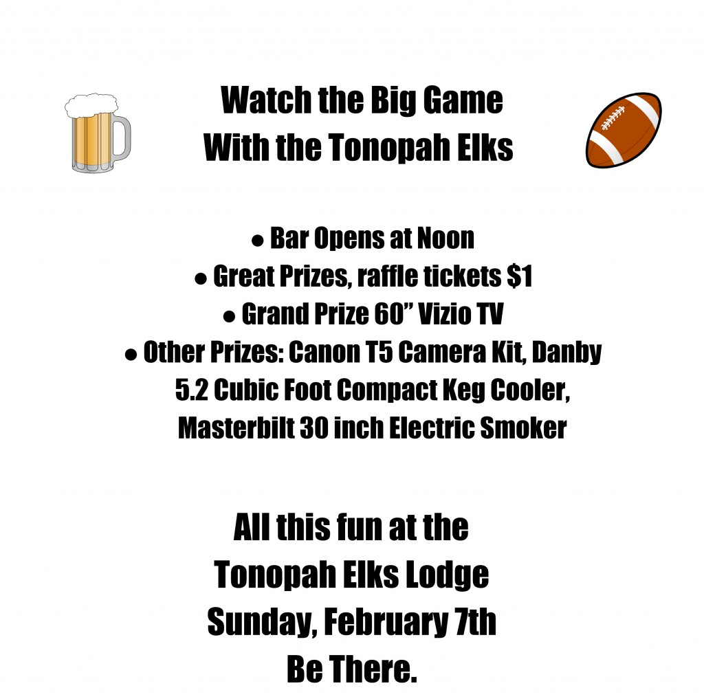 Tonopah-Elks-Big-Game-Flyer
