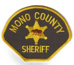 mono sheriff