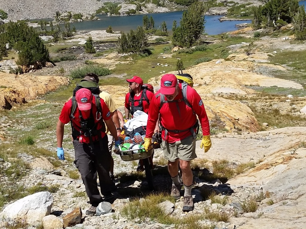 Shamrock Lake SAR_1