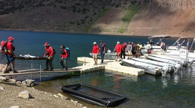 Unlucky Day at Shamrock Lake