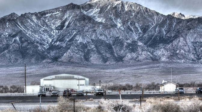 Manzanar Pilgrimage this Weekend