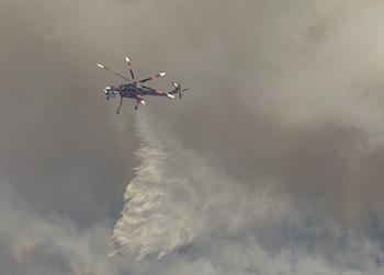 UPDATE – Owens River Fire