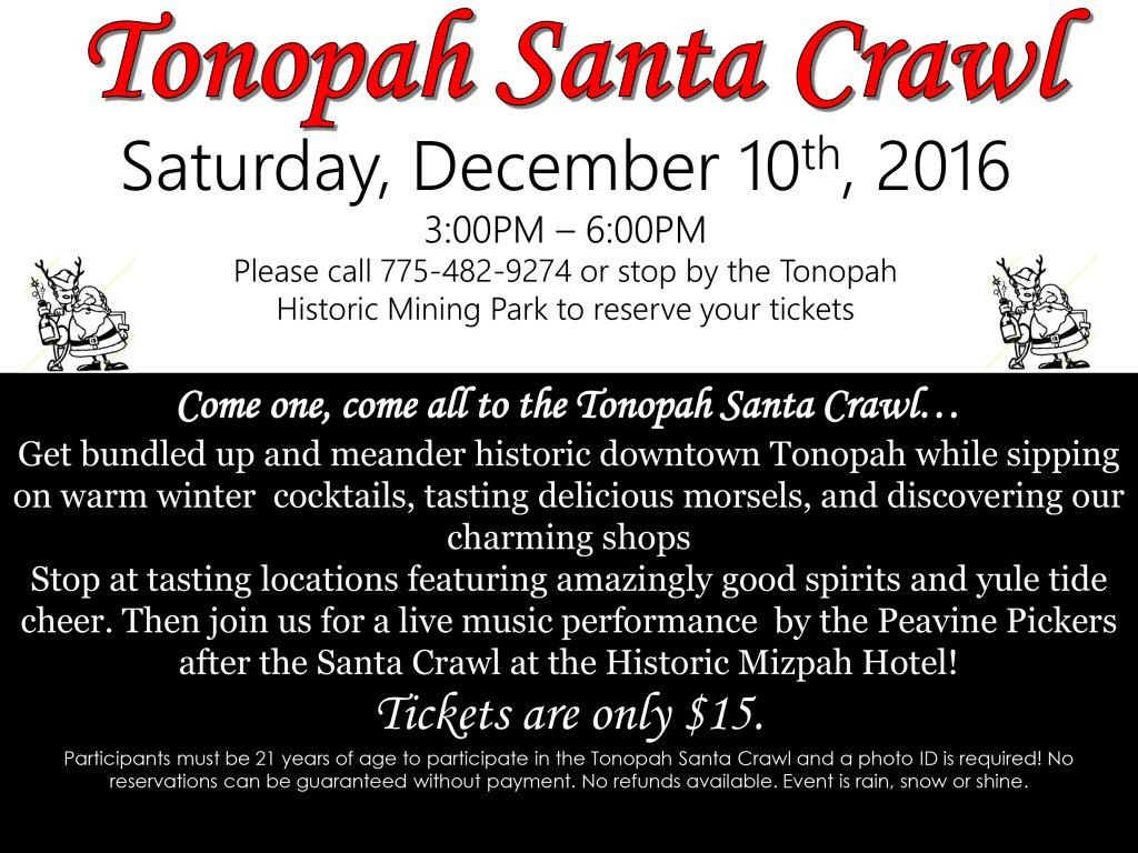 Tonopah Santa Crawl