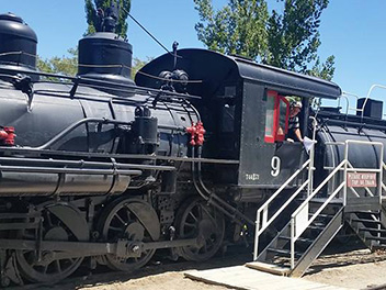 Laws Museum Train Rides Postponed