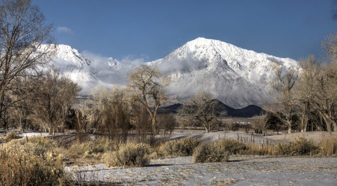 NWS Visits the Eastern Sierra for Winter Briefing