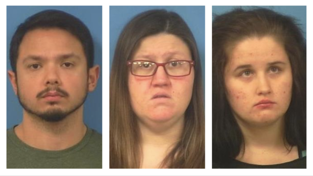 Man and Two Women Arrested for Kidnapping and False Imprisonment