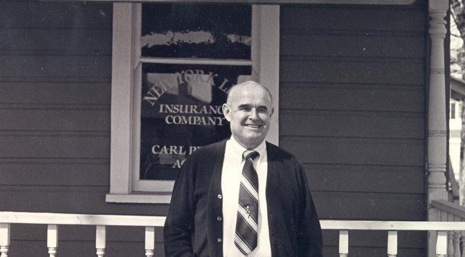 Carl Pearce Obituary