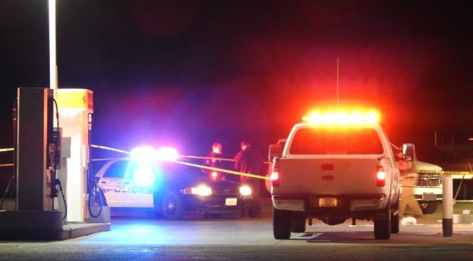 Local Man Shoots and Kills Attempted Robbery Suspect