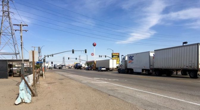Kramer Junction Will Be Closed for Five Days