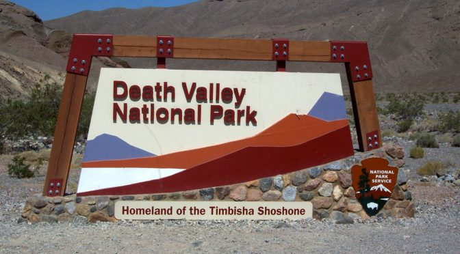DEATH VALLEY CAMPGROUNDS REOPEN