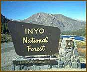 Inyo National Forest In Full Closure – Lakes, Campgrounds, Cabins, Trails