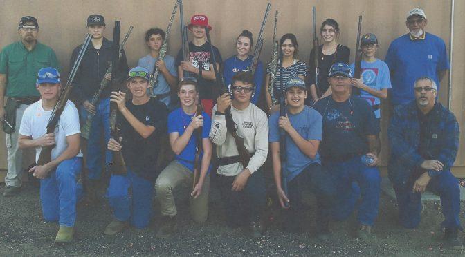 BISHOP HIGH SHOOTERS' SEASON BEGINS