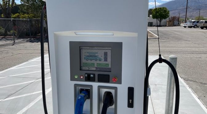 Caltrans Adds Three New EV Charging Stations
