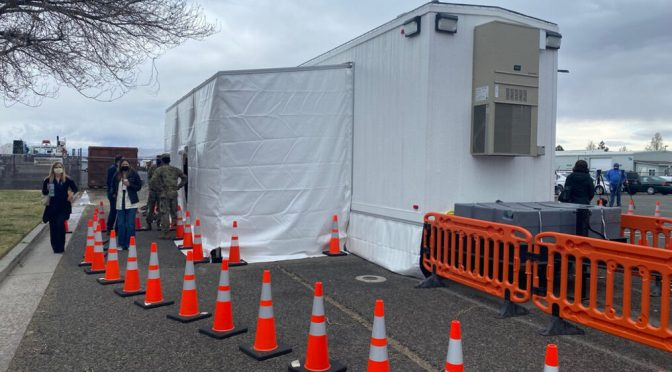 FEMA/Rural Nevada Mobile COVID Vaccines – Beatty, Tonopah, Round Mountain, Dyer