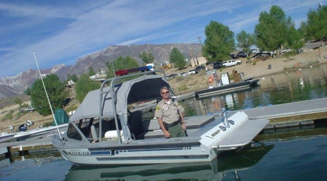 Pre-Opener Crowley Lake Boat Inspections