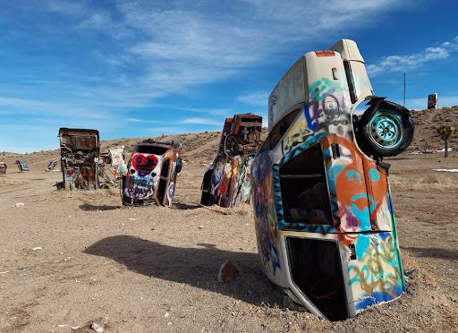 Own a Piece of Goldfield, NV