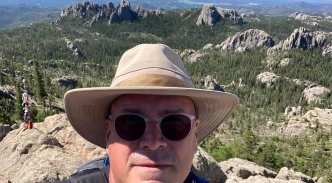 Missing Hiker in The Whites Found