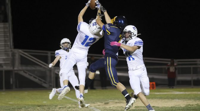 BISHOP TAKES CARE OF BUSINESS IN KERN VALLEY